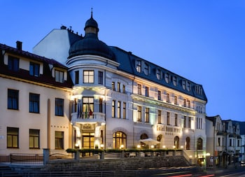 Picture of Hotel Dubna Skala in Zilina