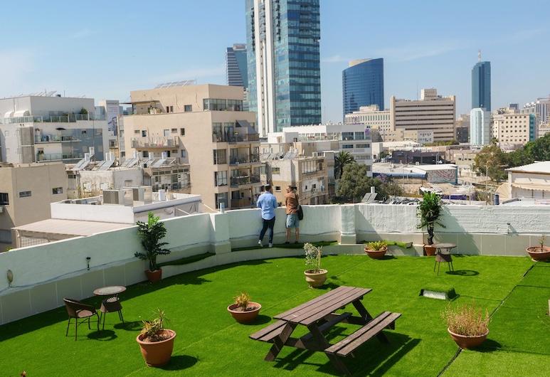 Nahalat Yehuda Residence, Tel Aviv, Terasa