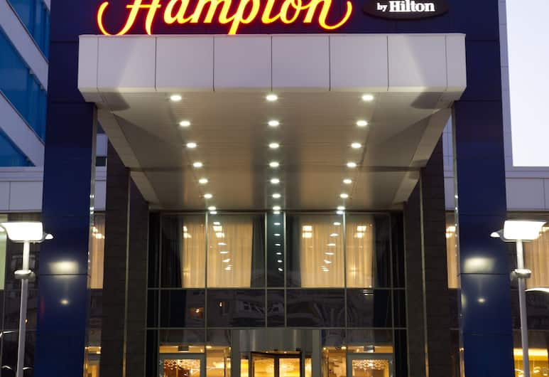 Hampton by Hilton Moscow Strogino, Moscow, Hotel Front