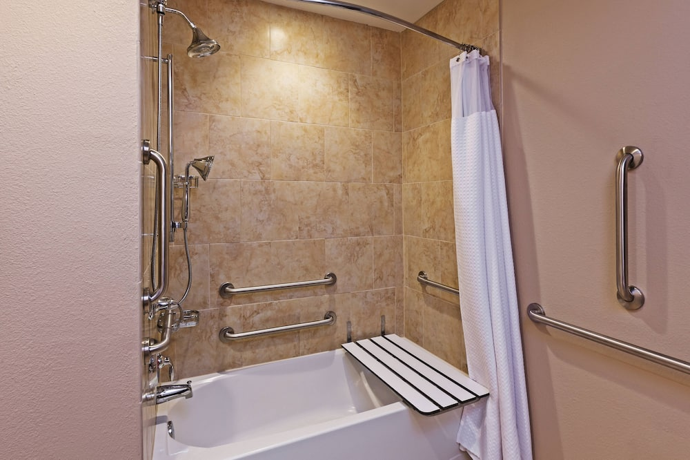 ルーム クイーンベッド 2 台 禁煙 - バスルーム