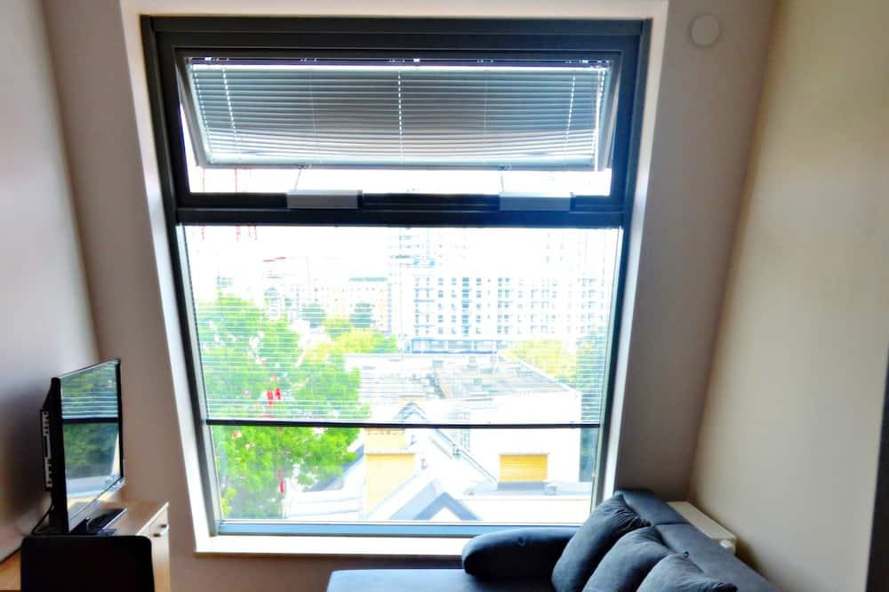 Prémium apartman, 1 hálószobával - Nappali rész