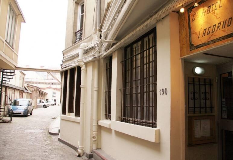 Hôtel Agorno Cité de la Musique, Paris
