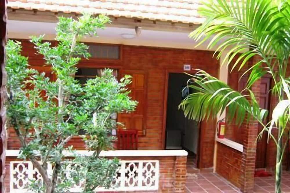 Bungalow - Balkoni