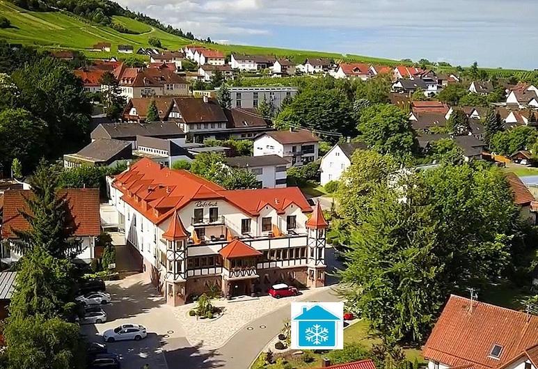 Hotel Rebstock, Baden-Baden
