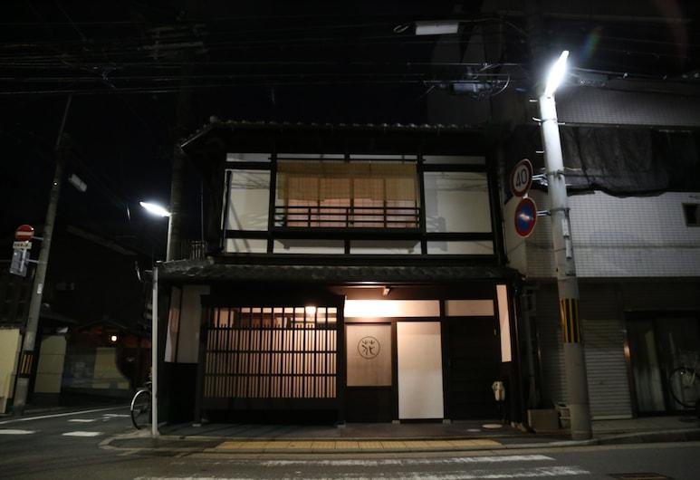 京町家禦宿花飯店, Kyoto, 住宿入口
