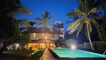 Mynd af Ziegler Cottage í Negombo