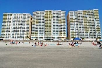 Picture of Units at Bay Watch by Elliott Beach Rentals in North Myrtle Beach