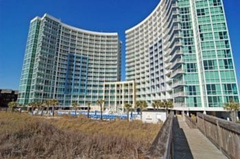 Gambar Units at Avista Resort by Elliott Beach Rentals di Pantai North Myrtle