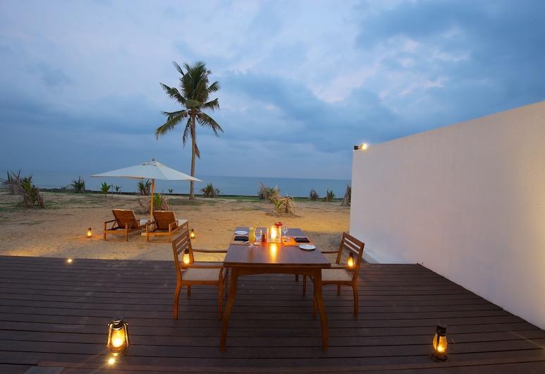 Jetwing Thalahena Villas, Negombo, Terrasse/Patio