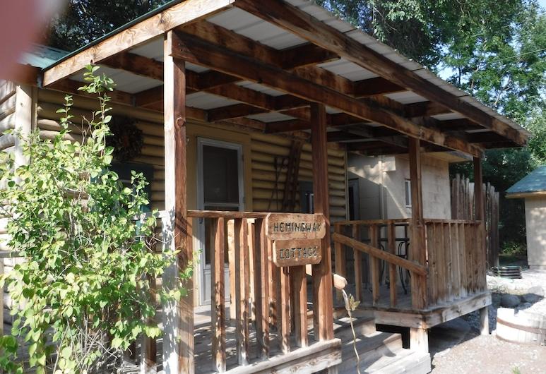 Billingsley Creek, Hagerman, Ferienhütte, 1 Queen-Bett, Zimmer