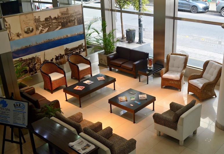 Hotel Corbel, Mar del Plata, Salón lounge del hotel