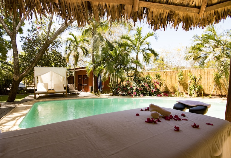 Hotel Cantarana, Playa Grande, Spa