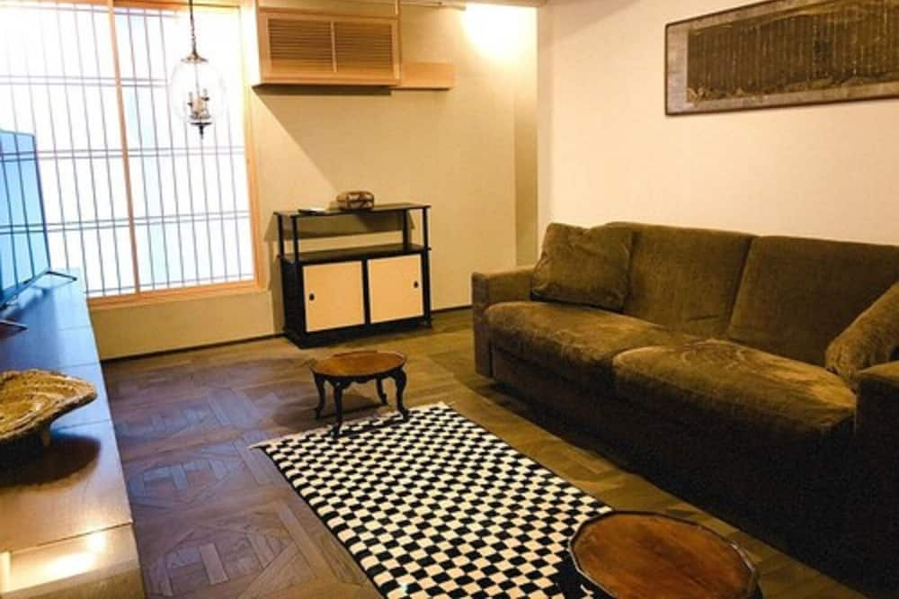 Run of the House (1-2 Adults) - Living Area