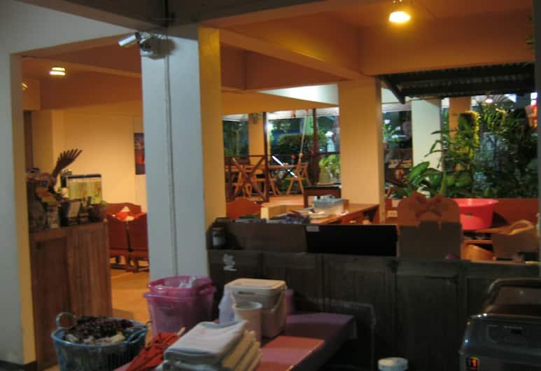 水井旅館, 清邁, 大堂閒坐區
