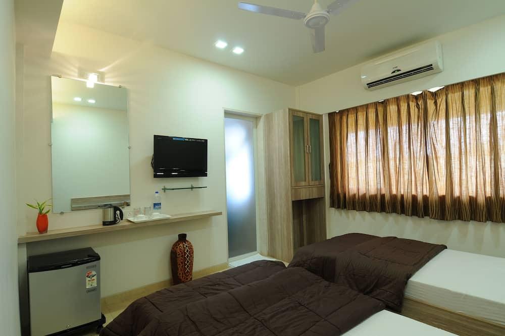 Super Deluxe Double Room, 1 Bedroom - Bathroom