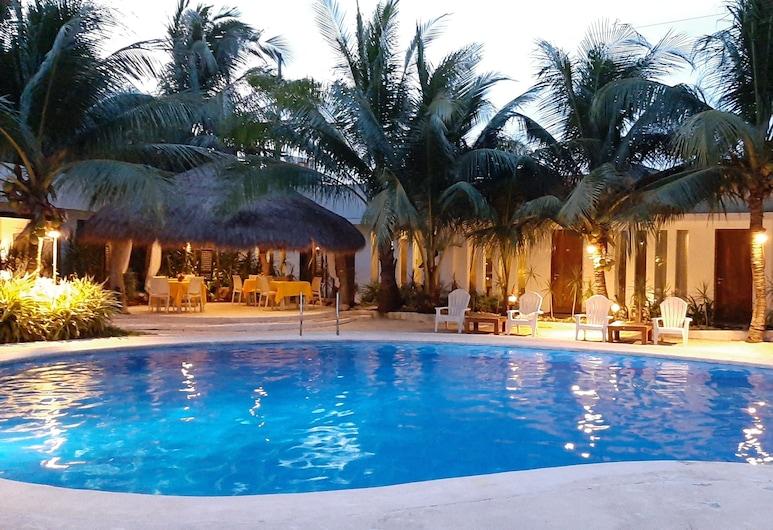 Urban Sands Iloilo Hotel, Iloilo, Pool
