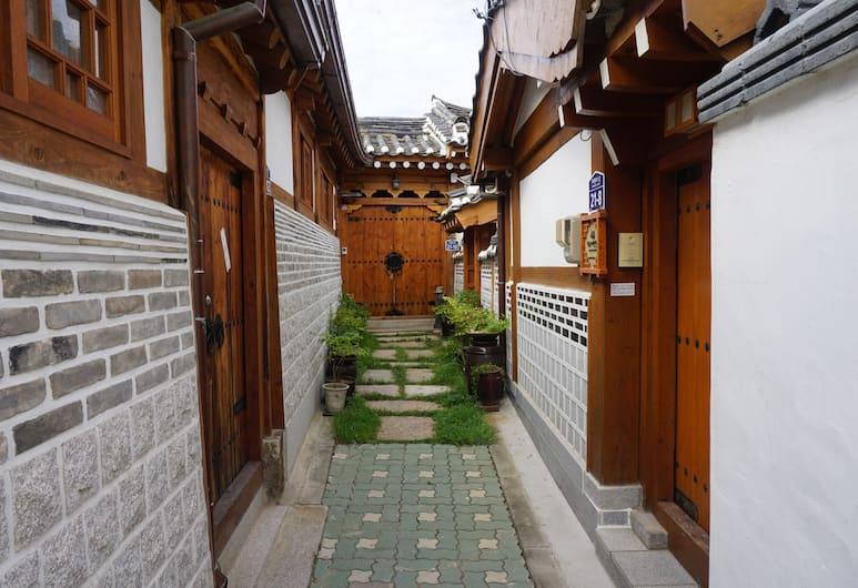 Han Guesthouse, Seoul, Hotel Entrance