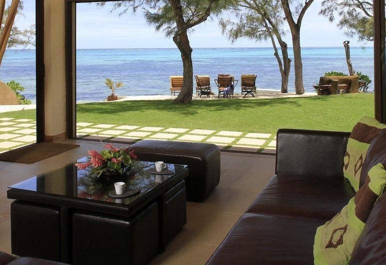 Villa Fayette Sur Mer, Poste Lafayette, Room