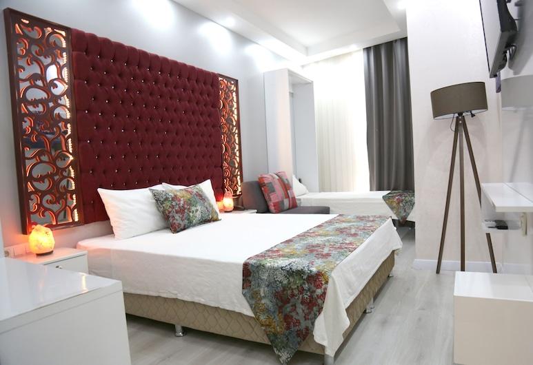 İstanbul Fair Hotel, Stambula, Paaugstināta komforta trīsvietīgs numurs, Viesu numurs