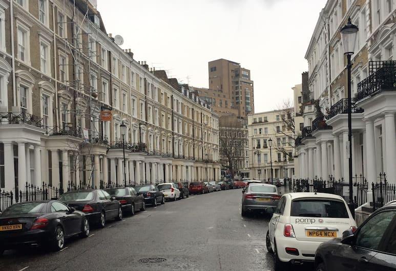 Anwar House, London, Välisilme