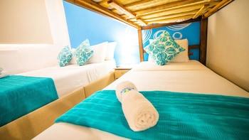 ภาพ Hotel Taybo Beach ใน Santa Marta