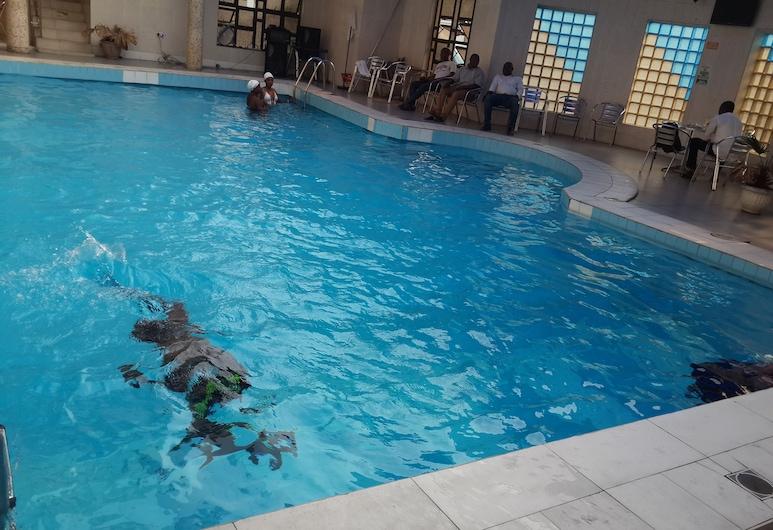GrandVenice Hotel and Suites, Port Harcourt, Basen odkryty