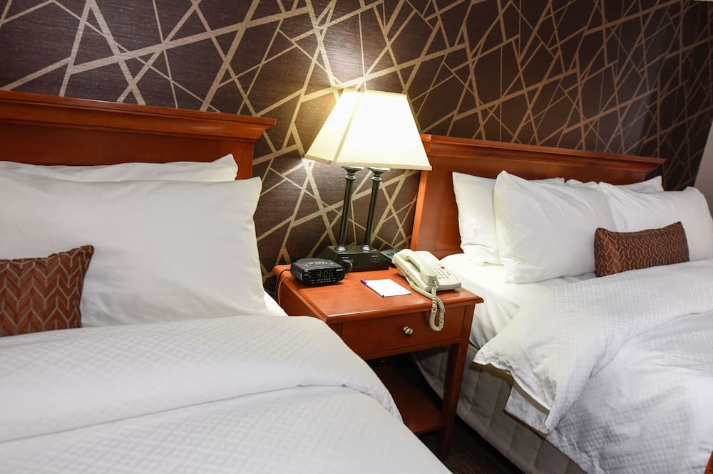 Deluxe szoba, 2 kétszemélyes ágy - Vendégszoba