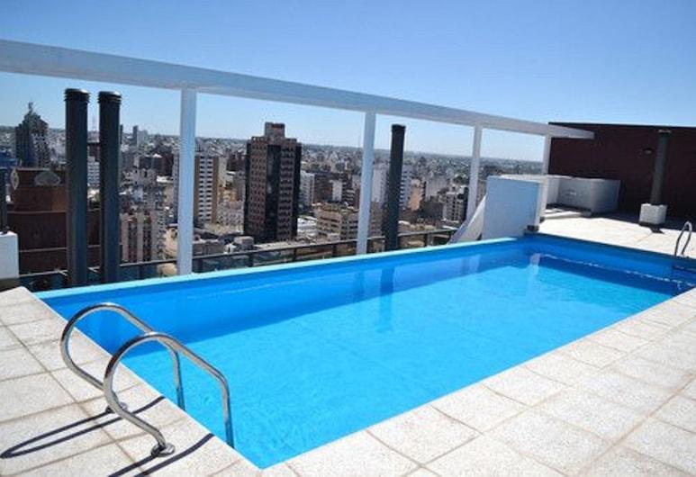 AT Suites, Córdoba, Piscina Exterior