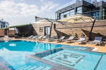 Picture of M1 club hotel in Odessa