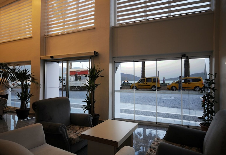 Anadolu Hotel, Marmaris, Lobi Oturma Alanı