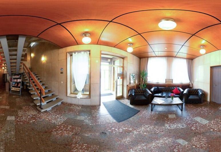 Hotel am Stadtpark Nordhausen, Nordhausen, Lobby