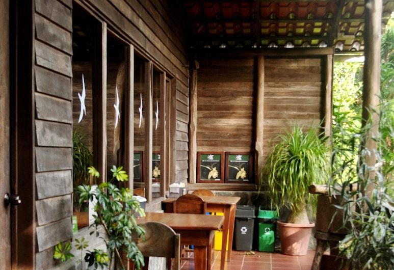 El Bosque Trails & Eco-Lodge, Monteverde, Área de Pequenos-almoços