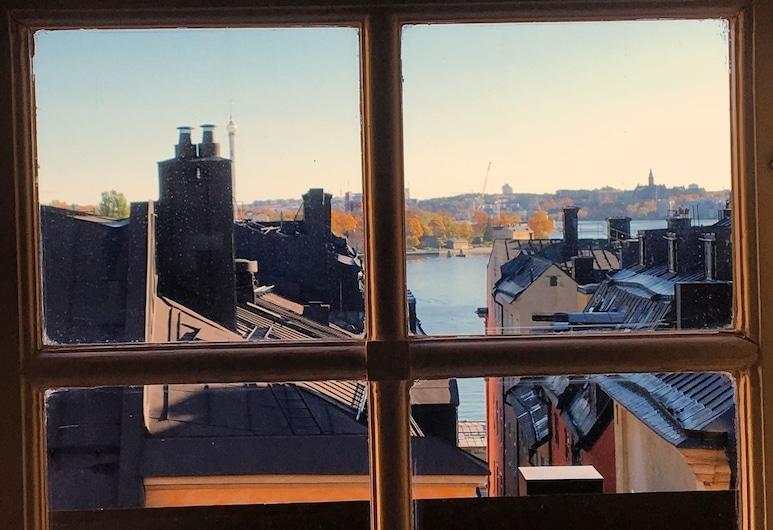 Residence Perseus Apartments, Estocolmo, Vista desde la propiedad
