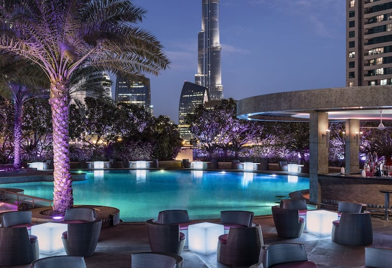 Shangri-La Residences and Apartments, Dubai, Terrace/Patio