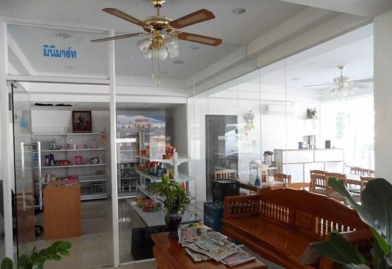 Kaewchantra Mansion, Chiang Mai, Lobby Sitting Area