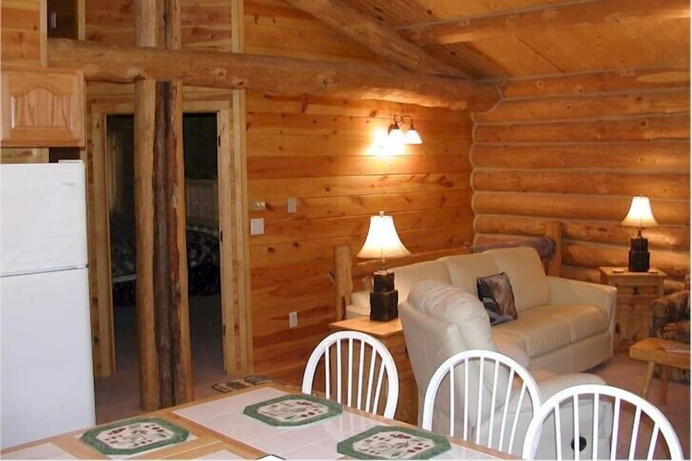 Deluxe Cabin, 3 Bedrooms (White Lightning) - Ruang Tamu