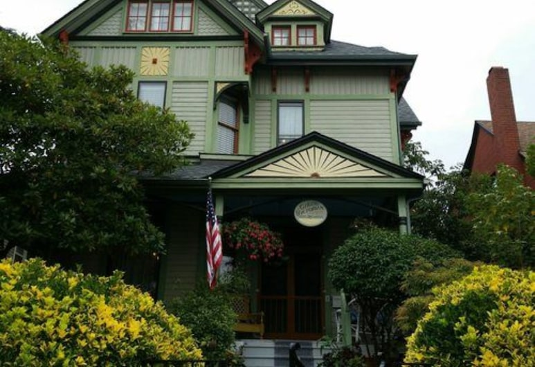 Geiger Victorian Bed and Breakfast, Tacoma