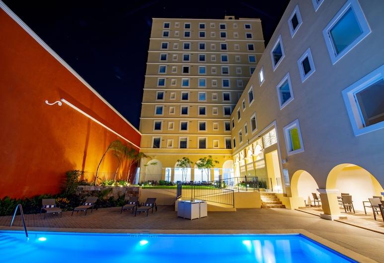 Holiday Inn Express Merida Centro, Mérida, Πισίνα
