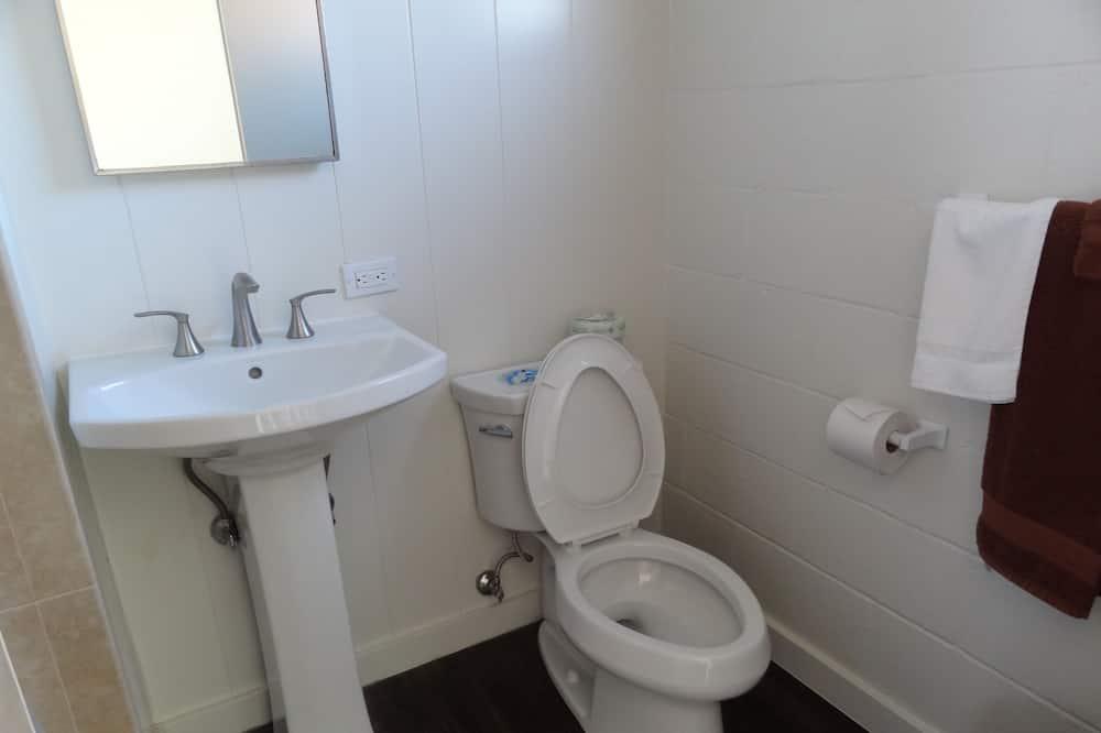 Zimmer, 2Einzelbetten - Badezimmer