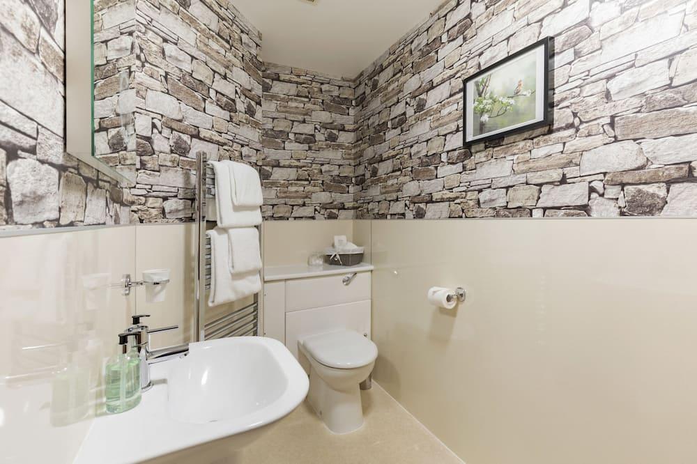 Dvojlôžková izba (Room3) - Kúpeľňa