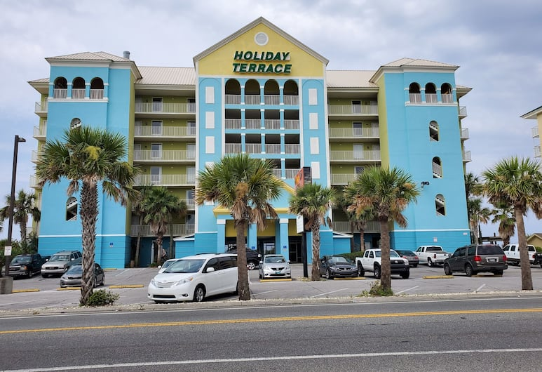 Holiday Terrace Motel, Panama City Beach, Esterni
