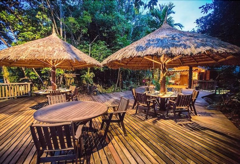 Tawali Resort, Alotau, Outdoor Dining