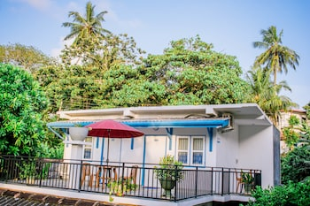 Unawatuna bölgesindeki Blue Eyes Inn resmi