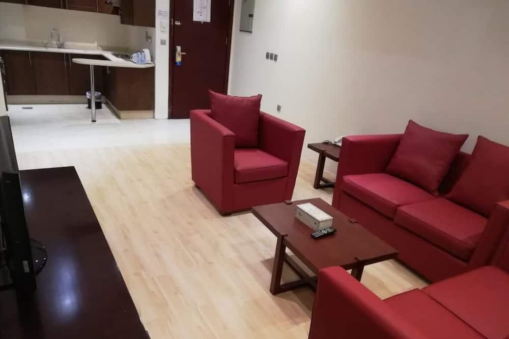 Ексклюзивна студія-люкс - Вітальня