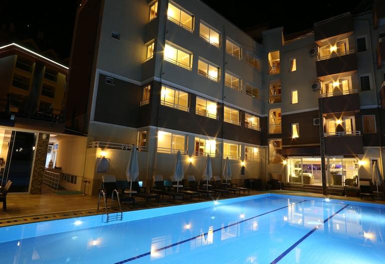 Comet De Luxe Hotel, Marmaris, Āra baseins