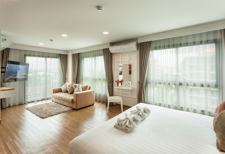 Cmor Hotel Chiang Mai by Andacura, Chiang Mai, One Bedroom Suite, Guest Room