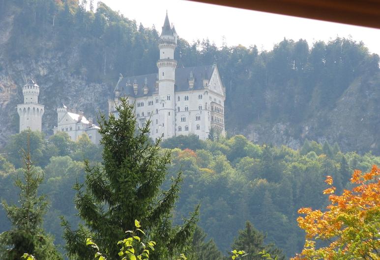 Alpenhotel Allgäu, Schwangau, Habitación cuádruple, Balcón