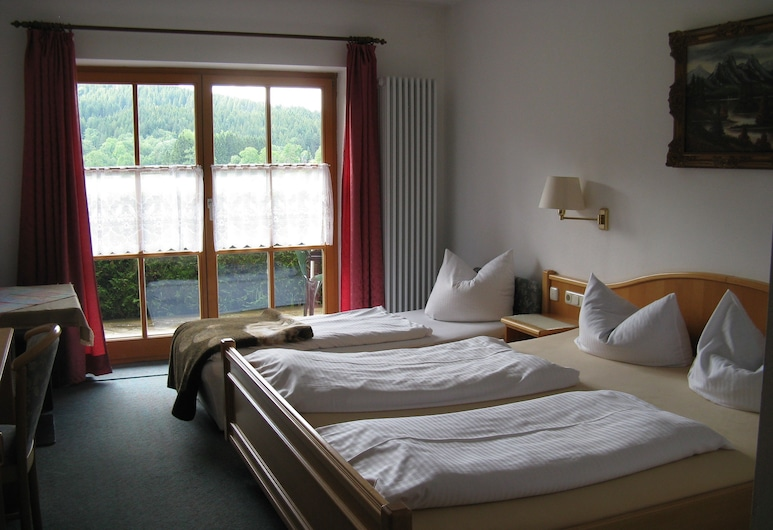 Alpenhotel Allgäu, Schwangau, Dreibettzimmer, Zimmer
