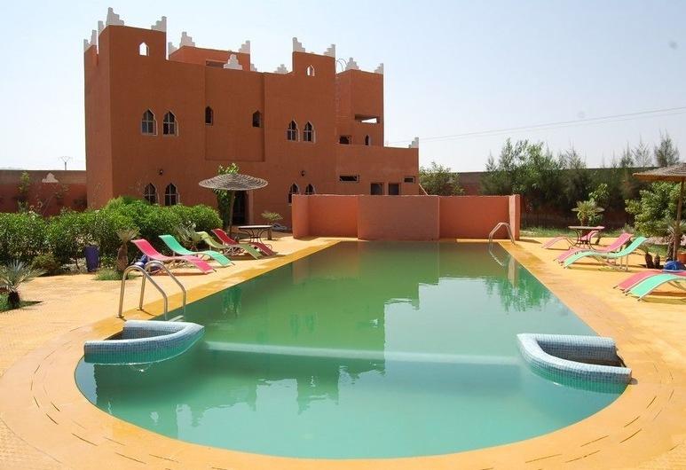 Well Center Riad Auberge Assounfou, Tiznit, Outdoor Pool