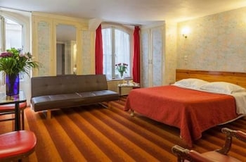 Picture of Hotel Tiquetonne in Paris